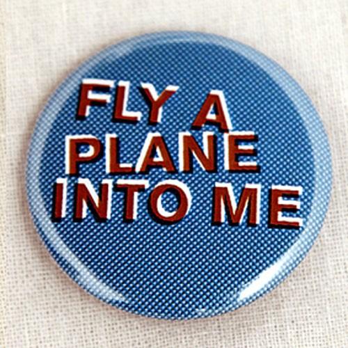 Bonaparte Fly a Plane Button