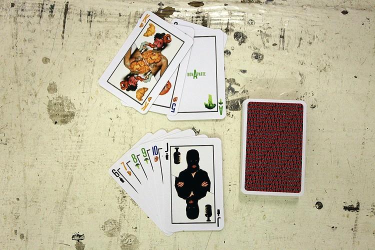 Bonaparte Kartenset Kartenset