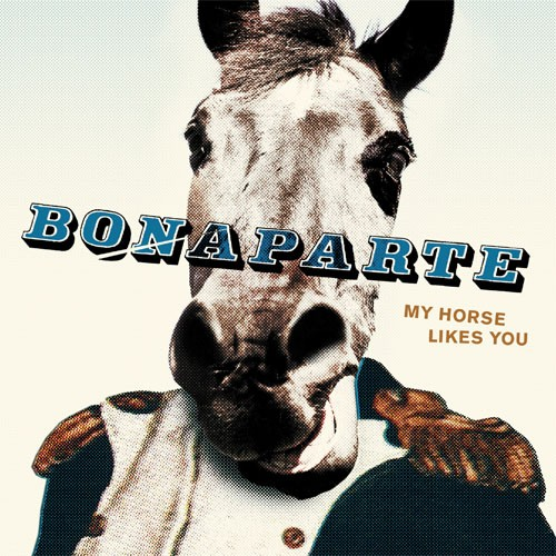 Bonaparte My Horse CD