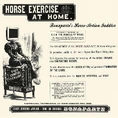 Bonaparte My Horse CD