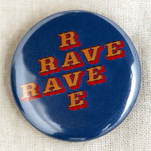 Bonaparte Rave Button