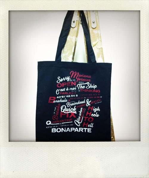 Bonaparte Songtitel Beutel