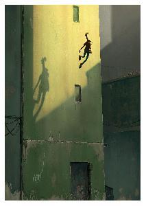 Bringmann&Kopetzki The Great Escape Poster 59,4cm x 84,1cm
