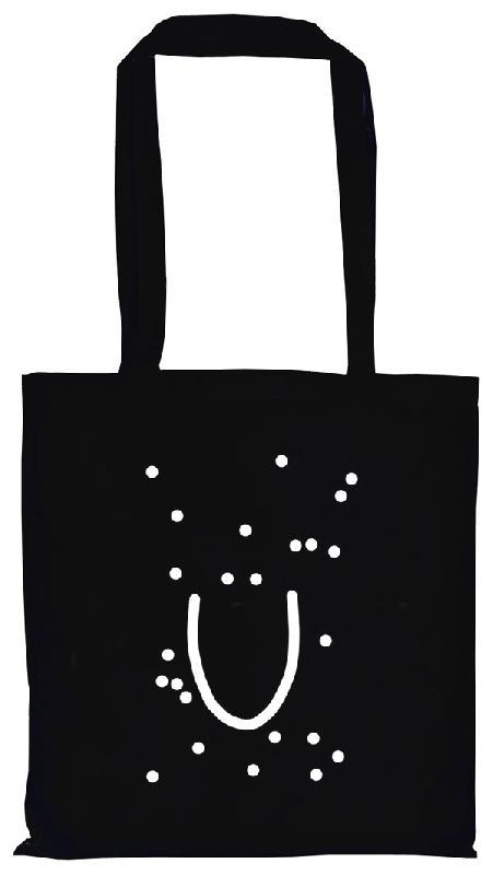 Balbina Ü-Bag Beutel, black