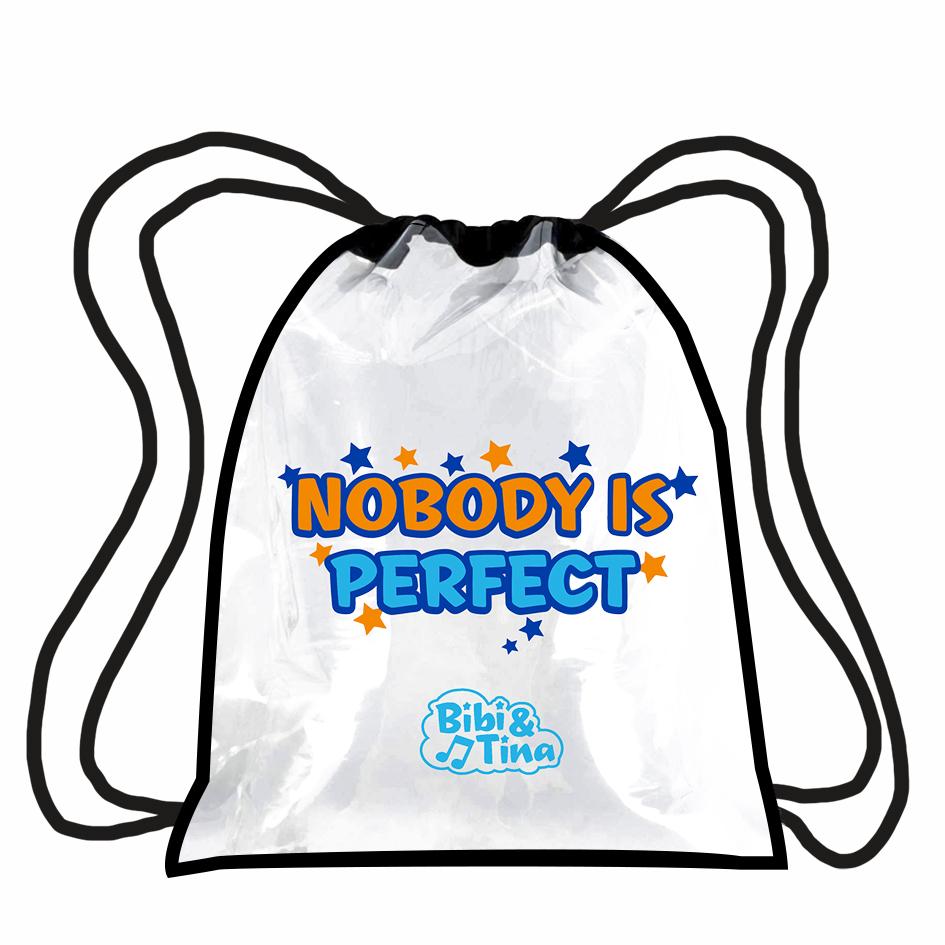 Bibi&Tina Bibi und Tina Rucksack Bag, transparent