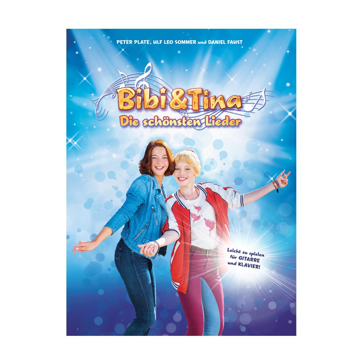 Bibi&Tina Bibi&Tina SONGBOOK - Die schönsten Lieder Book