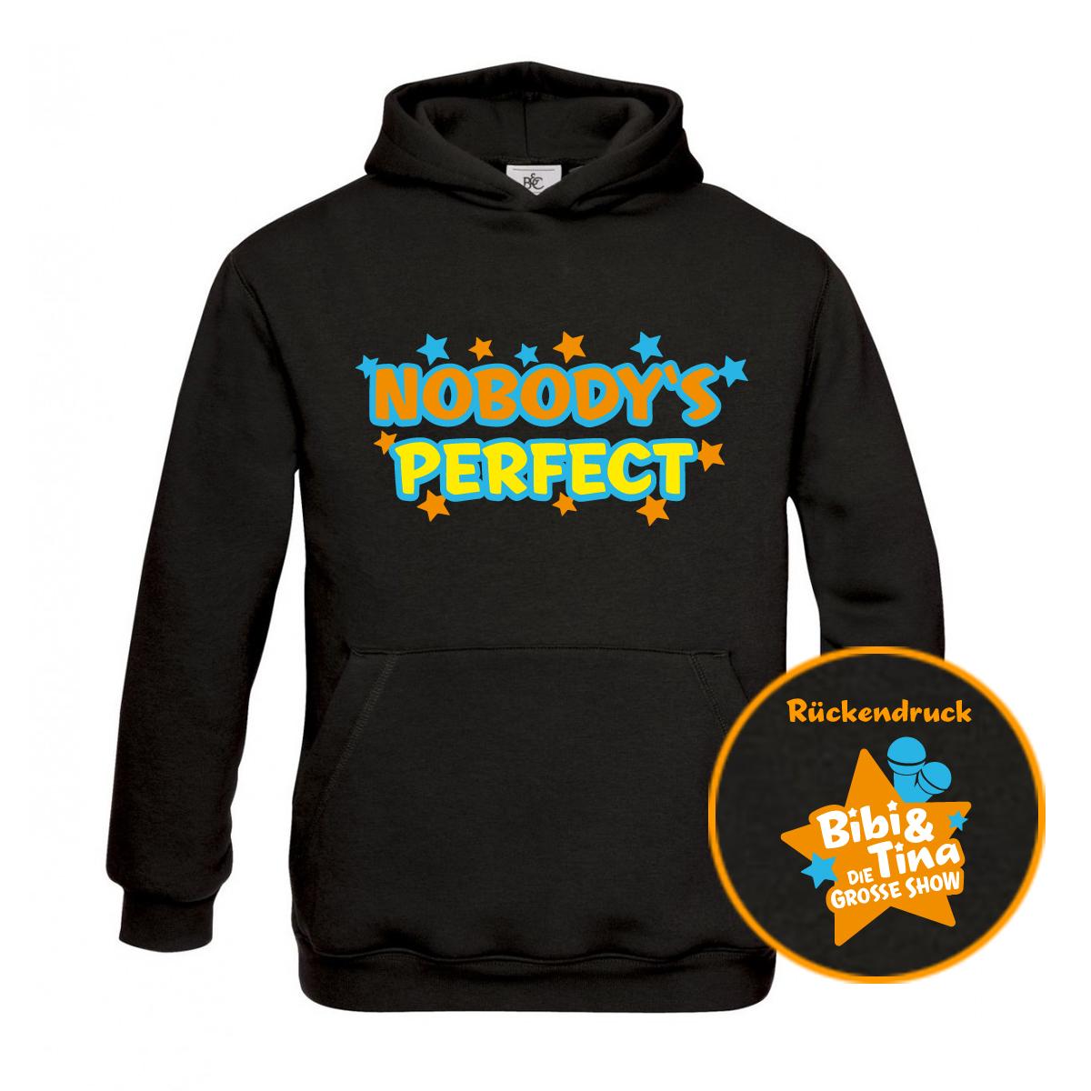 Bibi&Tina Nobody's perfect! Kids Kapuzenpullover Hoodie