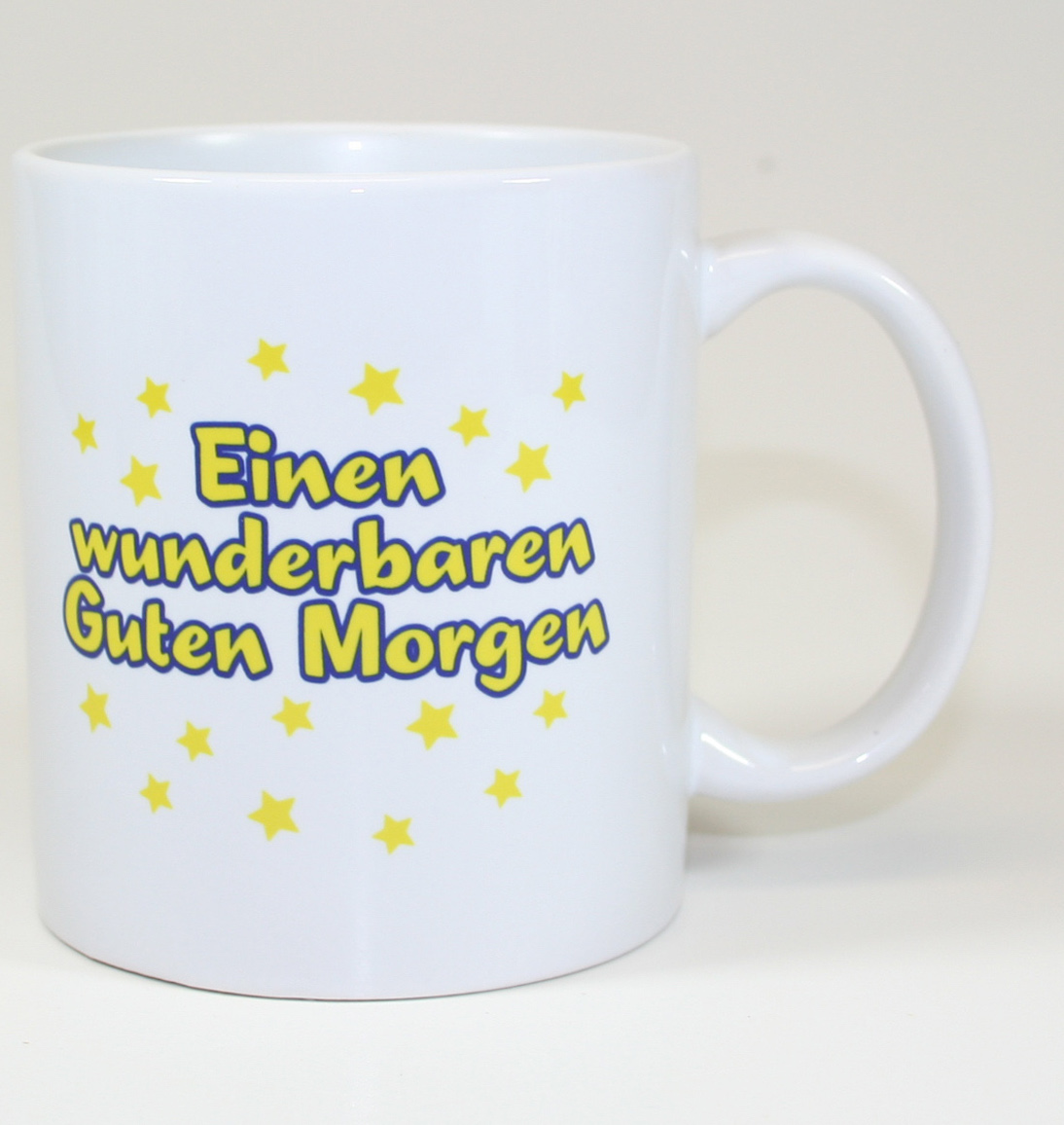 Bibi&Tina Tasse - Guten Morgen Cup, weiß
