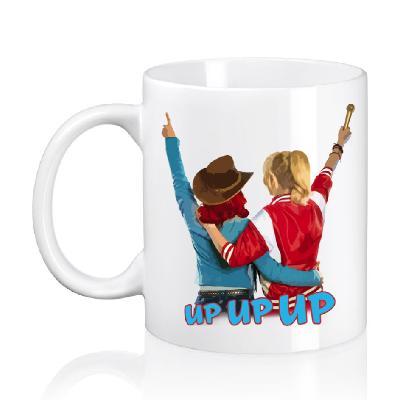 Bibi&Tina Up! Up! Up! 2020 Tasse Cup
