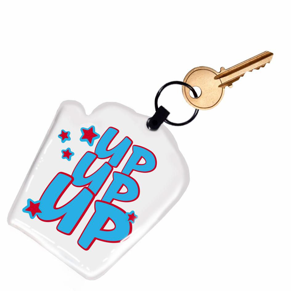 Bibi&Tina Up! Up! Up! Schlüsselanhänger Others