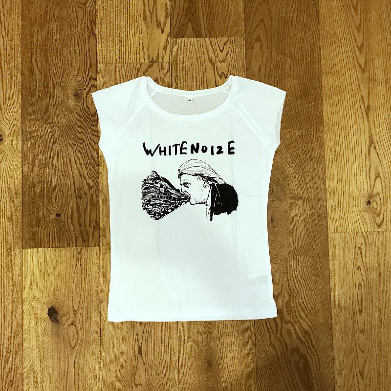 Bonaparte Whitenoize T-Shirt Girlie White