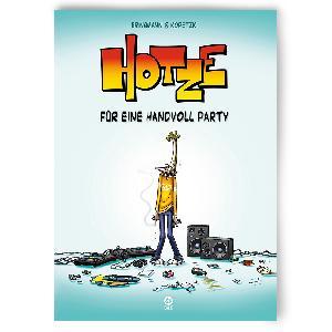 Bringmann&Kopetzki HOTZE 1- FÜR EINE HANDVOLL PARTY Book