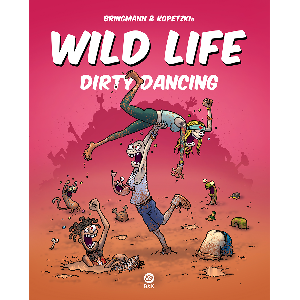Bringmann&Kopetzki Wild Life - Dirty Dancing Book