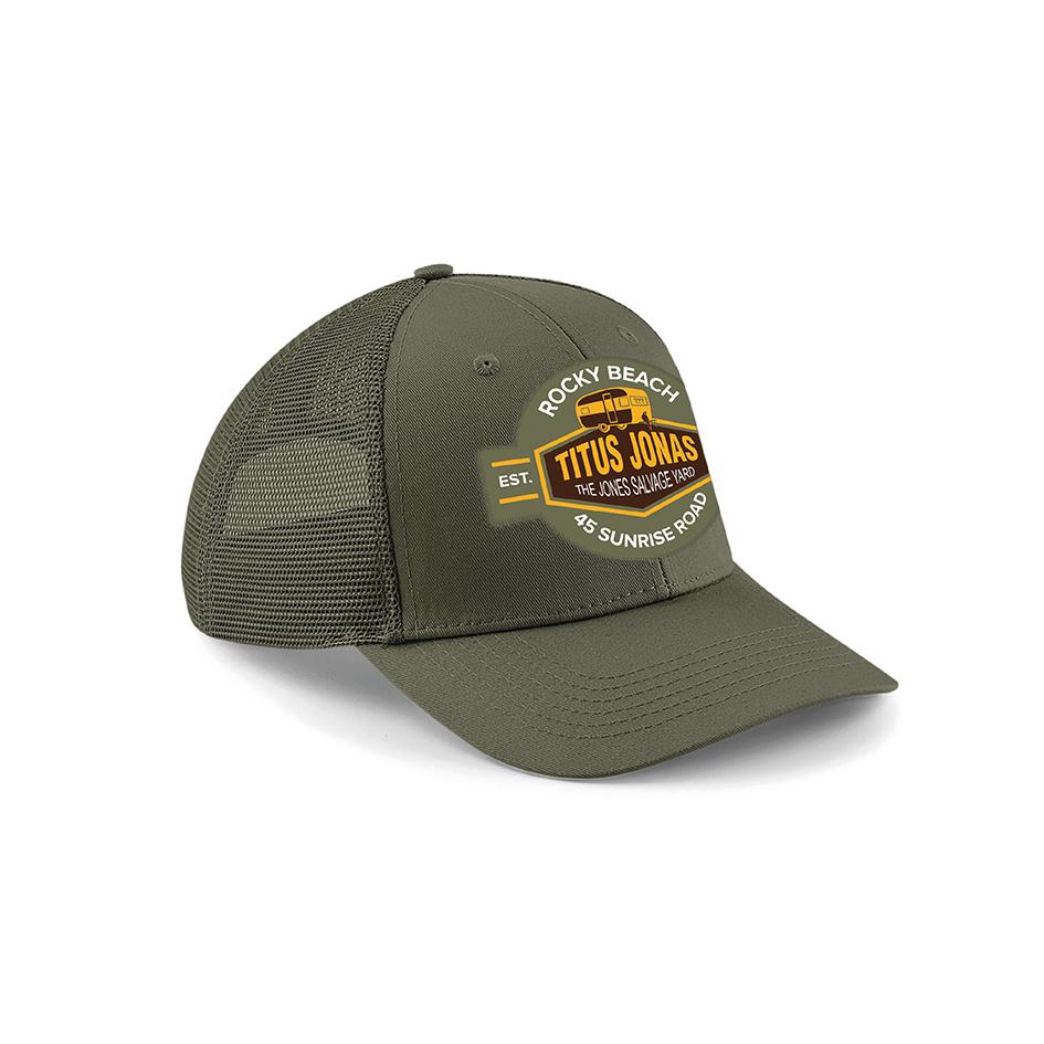 DDF Junkyard-Cap Cap, olive