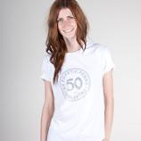 De fofftig Penns 50 Penns T-Shirt white