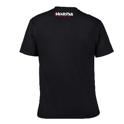 Disarstar Inhalte Aussage Hingabe T-Shirt schwarz