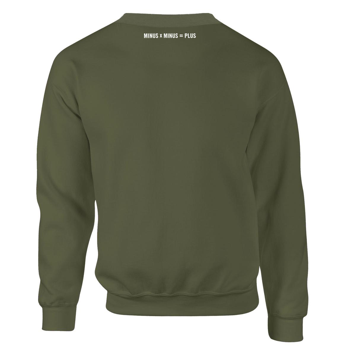 Disarstar Minus Sweater Sweater olive