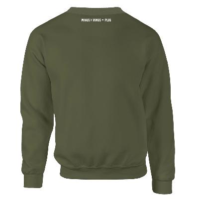 Disarstar Minus Sweater - Vorbestellung Sweater olive