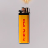 Dr. Ring Ding Friendly Fiyah Lighter yellow / red