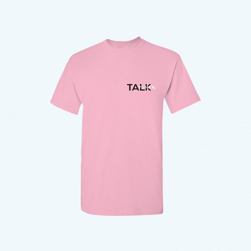 Felix Jaehn TALK TO ME TEE T-Shirt, Pink