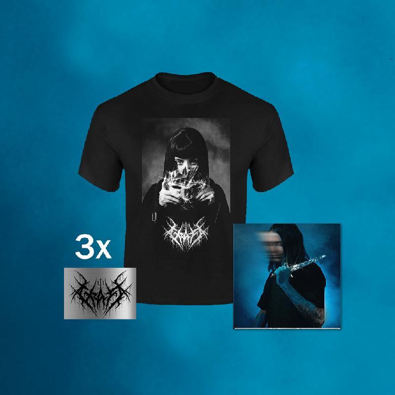 Grafi Ektoplasma CD-Shirt-Bundle Special Bundle
