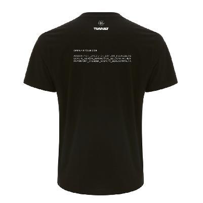Grönemeyer Shirt Auge T-Shirt schwarz