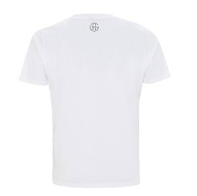 Grönemeyer Shirt Augenzwinkern T-Shirt weiß