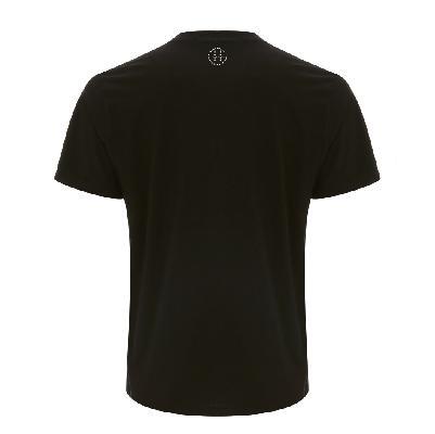 Grönemeyer Shirt Pattern T-Shirt schwarz