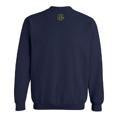 Grönemeyer Tumult Pullover unisex Pullover Navy-blau