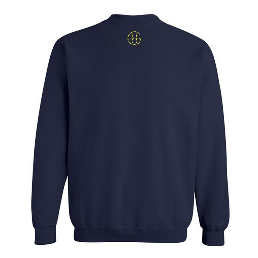 Grönemeyer Tumult Pullover Pullover Navy-blau