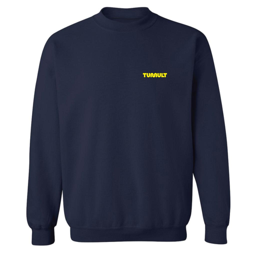 Grönemeyer Tumult Pullover Pullover, Navy-blau