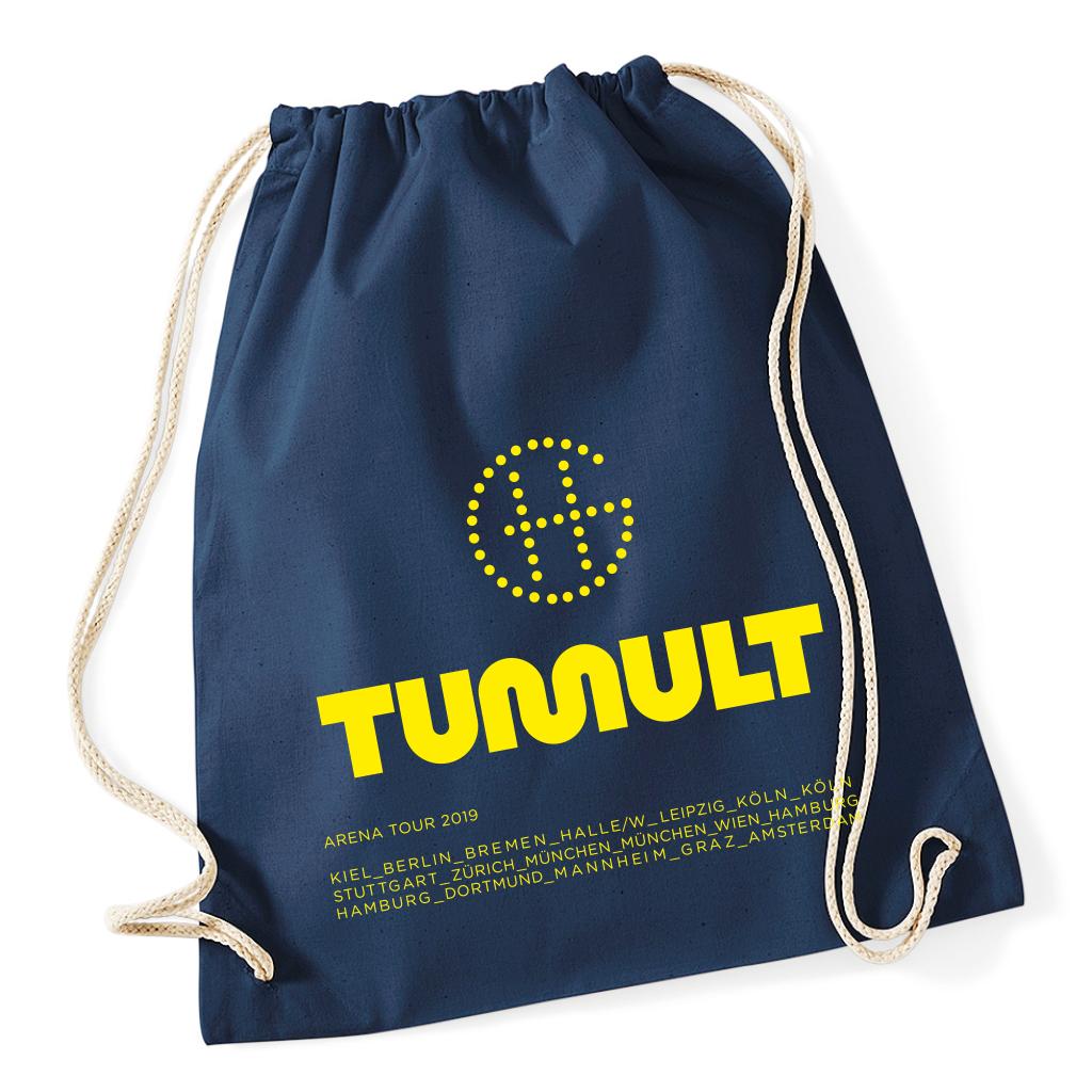 Grönemeyer Tumult Gym bag, Navy-Blau