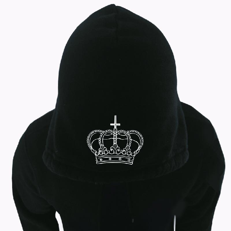 Ilira Royalty Hoodie Black
