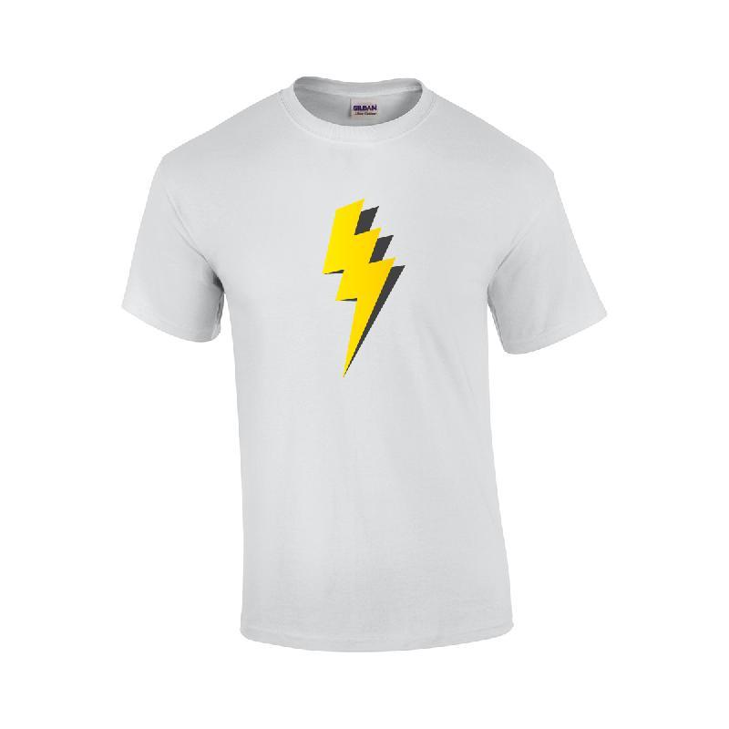 Jam FM Blitz T-Shirt T-Shirt, Weiss