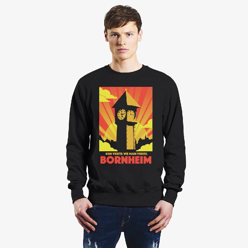 Journal Frankfurt Bornheim Sweater, black