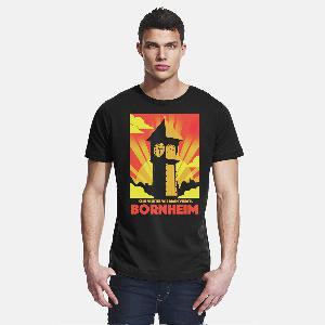 Journal Frankfurt Bornheim T-Shirt black