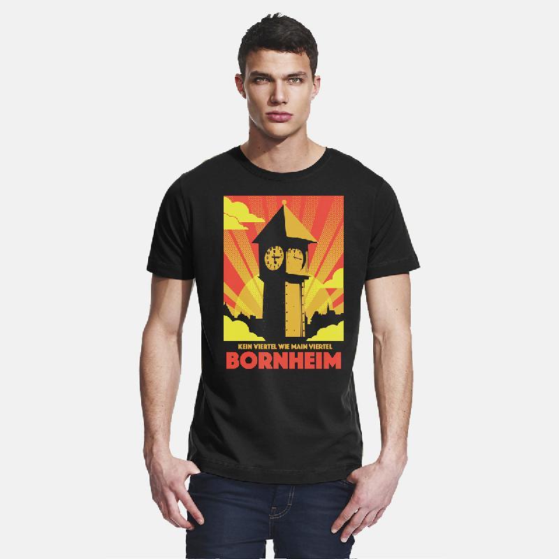 Journal Frankfurt Bornheim T-Shirt, black