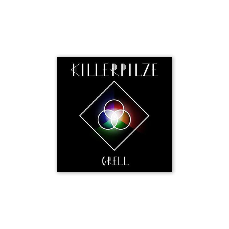 Killerpilze Grell Album CD