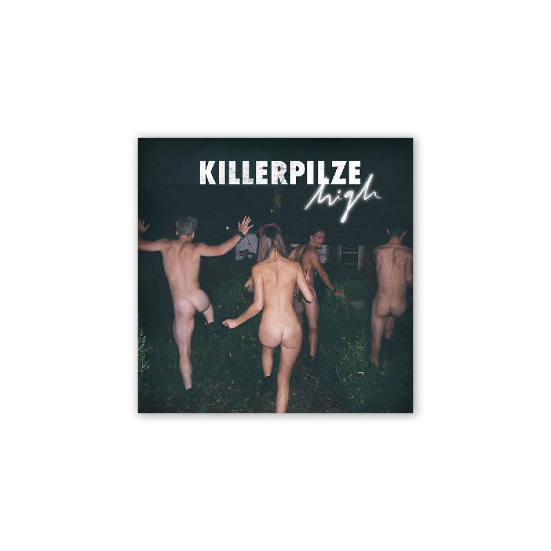 Killerpilze High Album CD