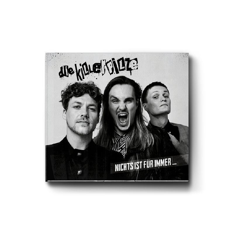 Killerpilze Nichts ist für immer Signiert CD