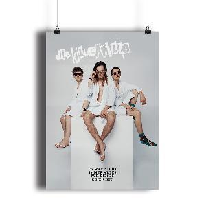 Killerpilze Poster Badementel Poster