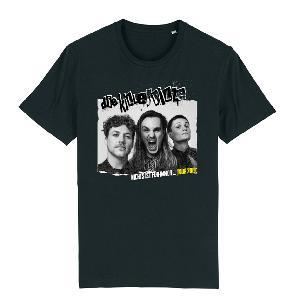 Killerpilze Tourshirt T-Shirt Schwarz