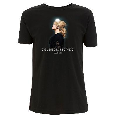 Maite Kelly Die Liebe siegt sowieso T-Shirt schwarz