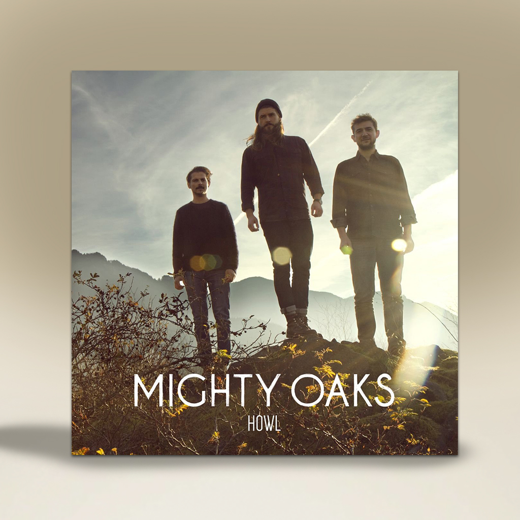 Mighty Oaks Howl CD