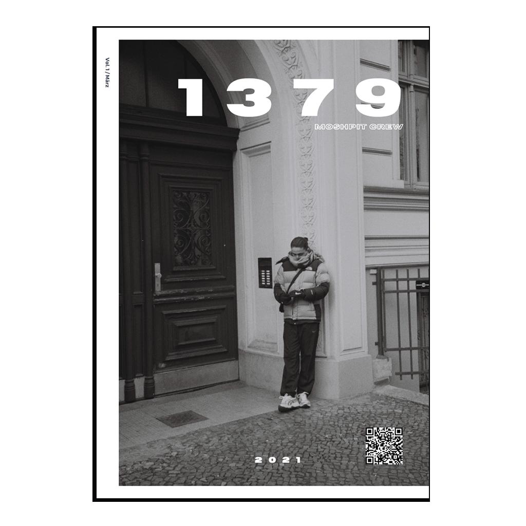Nikan 79 Magazin Heft