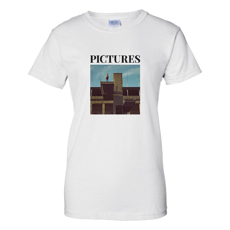 Pictures Cover Girlie, white
