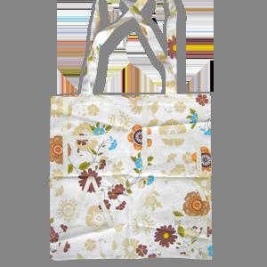 Prag Blumentasche Bag bunt