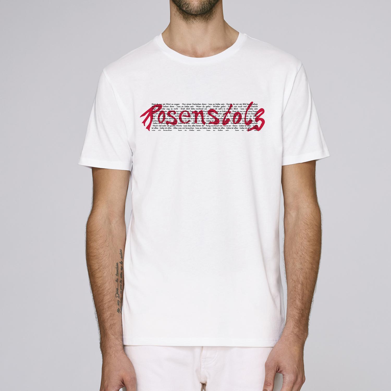 Rosenstolz Retro Shirt Herren Shirt, weiß
