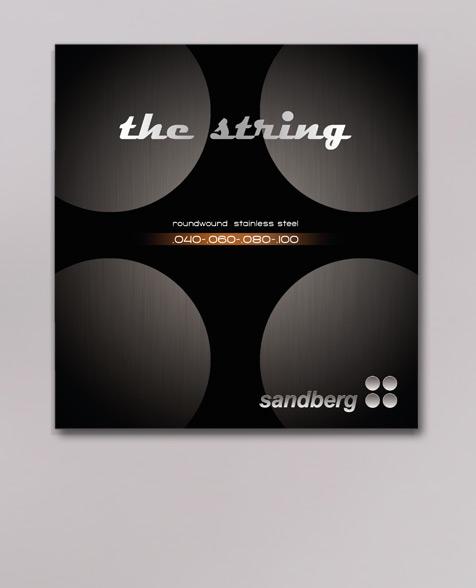 Sandberg 40-100 Saitensatz für E-Bass