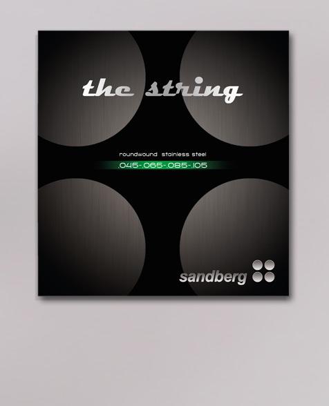 Sandberg 45-105 Saitensatz für E-Bass